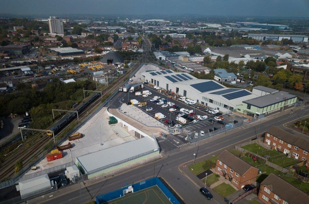 Western Power Distribution Depot Refurbishment